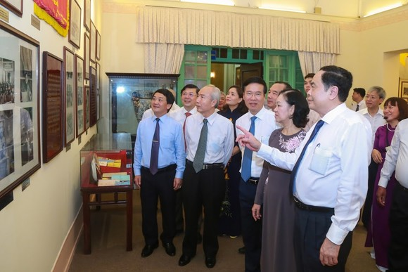 Thành lập Bảo tàng Mặt trận Tổ quốc Việt Nam ảnh 1