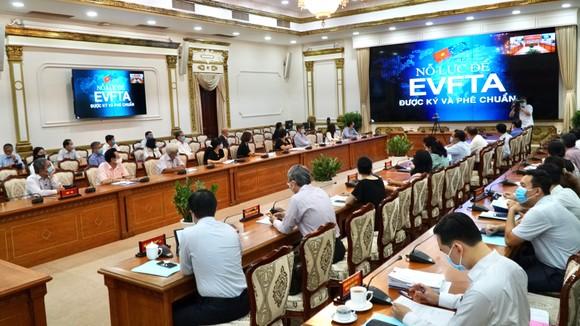 Chính phủ triển khai kế hoạch thực thi EVFTA ảnh 6