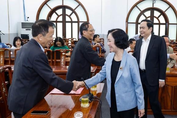 Phát huy tinh thần dân chủ, lắng nghe, thống nhất giữa Đảng và nhân dân ảnh 1