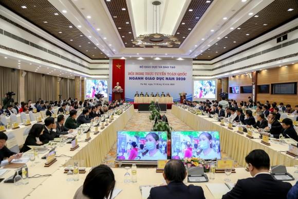 Bộ GD-ĐT: Không để xảy ra những hạn chế, thiếu sót như sách tiếng Việt lớp 1 thời gian qua ảnh 2