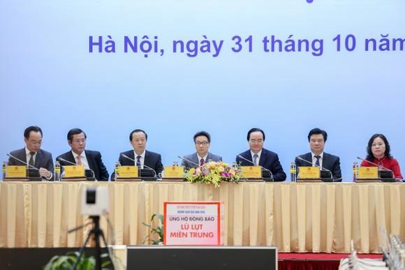 Hội nghị trực tuyến toàn quốc ngành giáo dục năm 2020