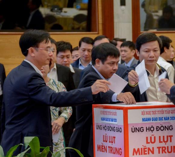 Bộ GD-ĐT: Không để xảy ra những hạn chế, thiếu sót như sách tiếng Việt lớp 1 thời gian qua ảnh 3