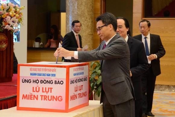 Bộ GD-ĐT: Không để xảy ra những hạn chế, thiếu sót như sách tiếng Việt lớp 1 thời gian qua ảnh 1