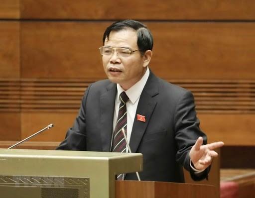 Bộ trưởng Bộ Nông nghiệp-Phát triển nông thôn Nguyễn Xuân Cường