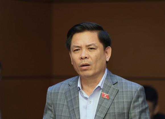 Bộ trưởng Bộ GTVT Nguyễn Văn Thể: Sẽ thu phí đường cao tốc   ảnh 2