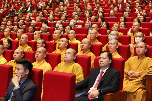Tổng Bí thư, Chủ tịch nước Nguyễn Phú Trọng: Chấp nhận những điểm khác nhau không trái với lợi ích chung của dân tộc ảnh 6