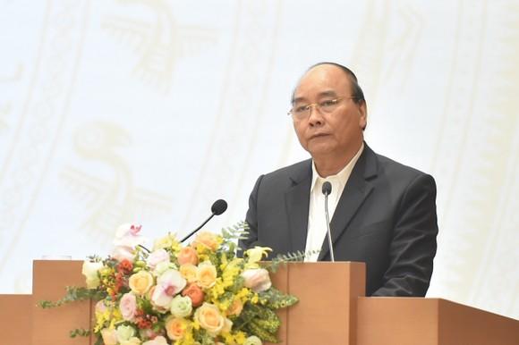 Thủ tướng Nguyễn Xuân Phúc. Ảnh: VIẾT CHUNG
