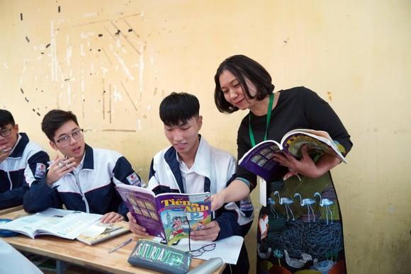 Bộ GD-ĐT yêu cầu các đơn vị chăm lo đời sống cho nhà giáo. Ảnh: VIẾT CHUNG