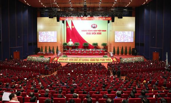 Đại hội XIII của Đảng dành 3 ngày thảo luận công tác nhân sự, bắt đầu từ chiều 28-1 ảnh 1