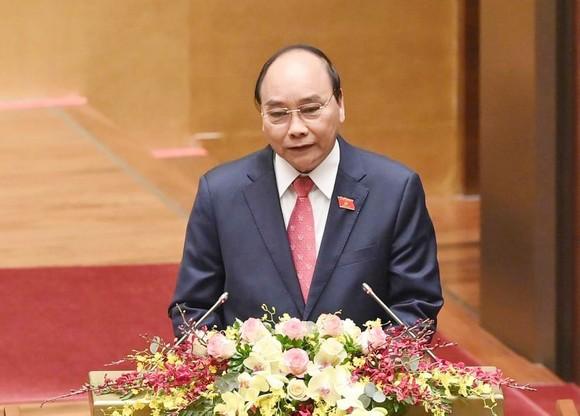 Thủ tướng Nguyễn Xuân Phúc: Việt Nam sẽ gia nhập Nhóm nước phát triển có thu nhập cao vào năm 2045     ảnh 1