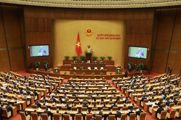 Thủ tướng Nguyễn Xuân Phúc: Việt Nam sẽ gia nhập Nhóm nước phát triển có thu nhập cao vào năm 2045     ảnh 2