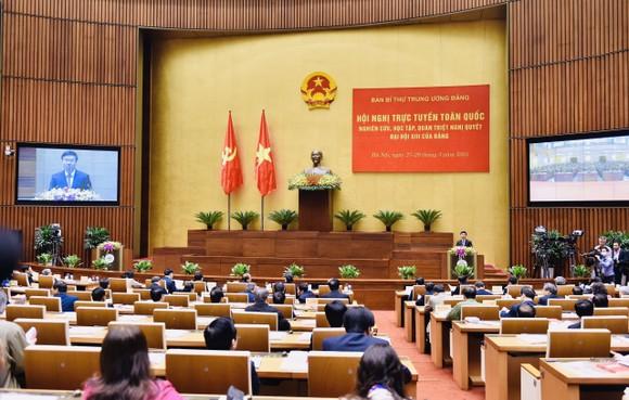 Biến những quyết định của Đại hội Đảng thành hiện thực sinh động trong thực tế ảnh 4