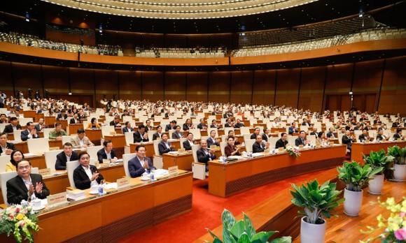 Biến những quyết định của Đại hội Đảng thành hiện thực sinh động trong thực tế ảnh 1