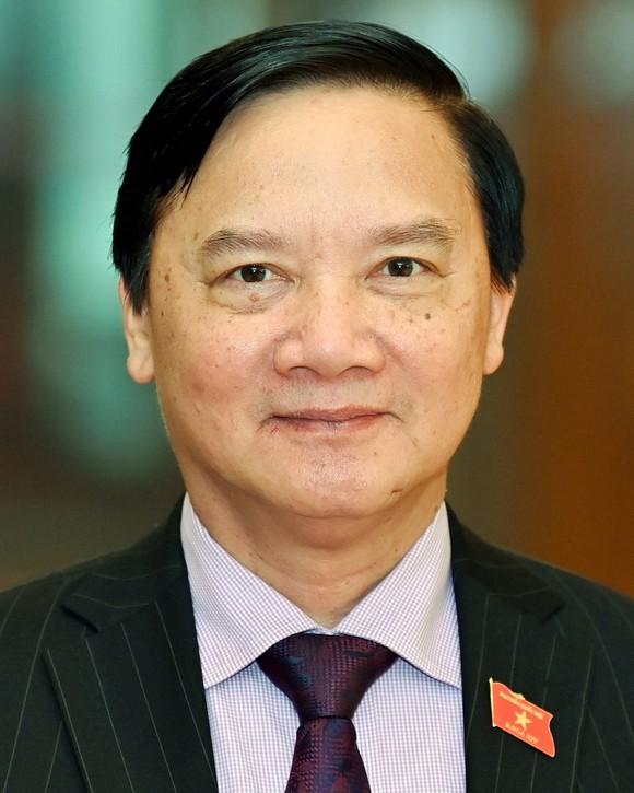 Đề cử 3 nhân sự để Quốc hội bầu Phó Chủ tịch Quốc hội ảnh 3