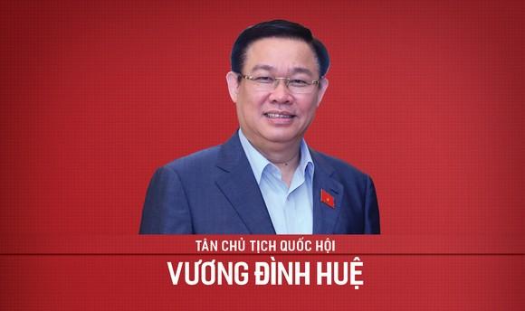 Tân Chủ tịch Quốc hội Vương Đình Huệ tuyên thệ nhậm chức ảnh 5