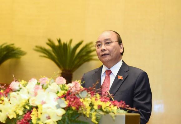 Trình miễn nhiệm Thủ tướng Nguyễn Xuân Phúc để giới thiệu bầu Chủ tịch nước ảnh 3