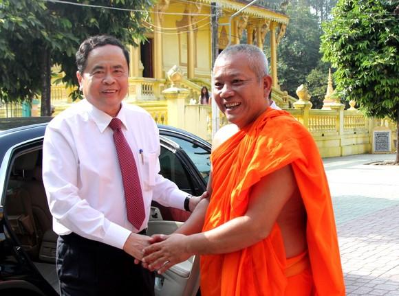 Chúc mừng Tết cổ truyền Chôl Chnăm Thmây của đồng bào Khmer ảnh 1