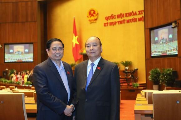 Ngày mai 5-4: Tân Chủ tịch nước và tân Thủ tướng Chính phủ tuyên thệ ảnh 1