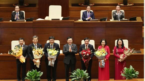 Đồng chí Võ Thị Ánh Xuân làm Phó Chủ tịch nước ảnh 6