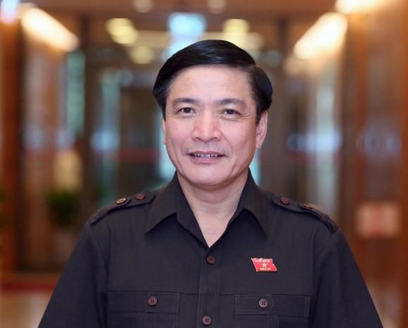 Đồng chí Trần Sỹ Thanh được giới thiệu để bầu làm Tổng Kiểm toán Nhà nước ảnh 3