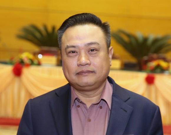 Đồng chí Trần Sỹ Thanh được giới thiệu để bầu làm Tổng Kiểm toán Nhà nước ảnh 1