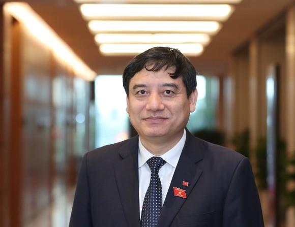 Đồng chí Trần Sỹ Thanh được giới thiệu để bầu làm Tổng Kiểm toán Nhà nước ảnh 2