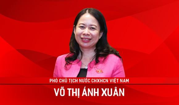 Đồng chí Võ Thị Ánh Xuân làm Phó Chủ tịch nước ảnh 3