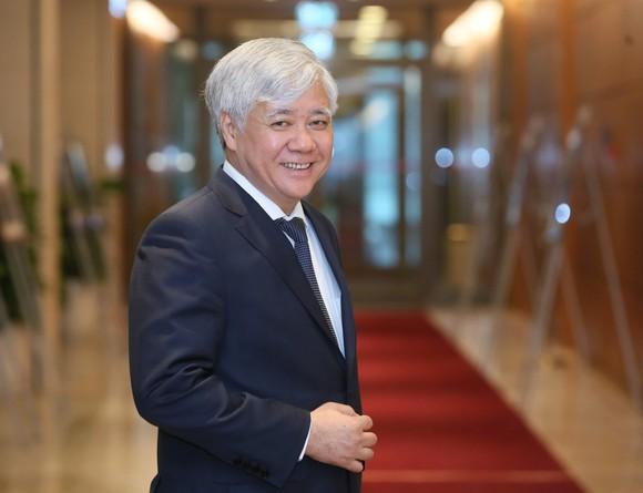 Ra mắt tân Chủ  tịch Ủy ban Trung ương MTTQ Việt Nam ảnh 1