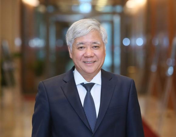 Đoàn Chủ tịch Ủy ban Trung ương MTTQ Việt Nam tán thành ông Đỗ Văn Chiến giữ chức Chủ tịch Ủy ban ảnh 1
