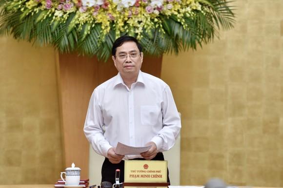 Thủ tướng Chính phủ Phạm Minh Chính. Ảnh: VIẾT CHUNG