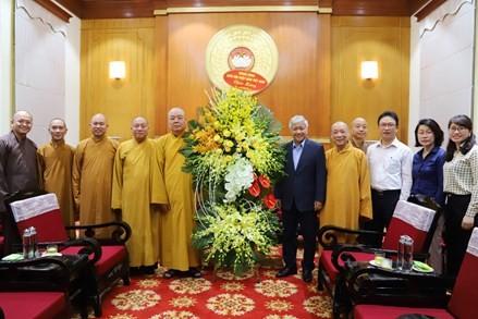 Chúc mừng Đại lễ Phật đản năm 2021, Phật lịch 2565