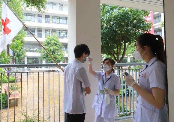 Ngày thi thứ 2 tuyển sinh vào lớp 10 tại Hà Nội: Thí sinh được hỗ trợ tối đa  ảnh 1