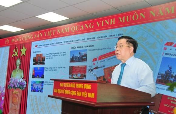 Ra mắt App Mobile Báo điện tử Đảng Cộng sản Việt Nam   ảnh 1