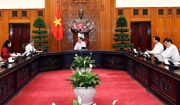Thủ tướng Phạm Minh Chính vừa có cuộc làm việc với Tập đoàn AstraZeneca