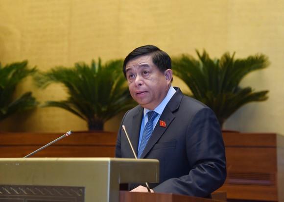 Bộ trưởng Bộ Kế hoạch và Đầu tư nhiệm kỳ 2016-2021 Nguyễn Chí Dũng. Ảnh: QUANG PHÚC