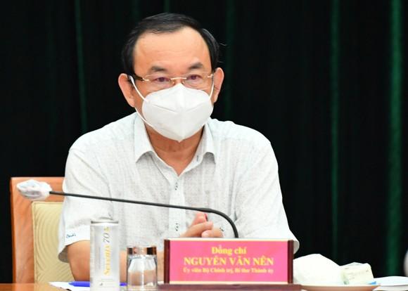 Tổng Bí thư Nguyễn Phú Trọng dự và phát biểu chỉ đạo tại Hội nghị toàn quốc Chương trình hành động của MTTQ ảnh 1