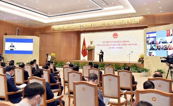 Việt Nam luôn nỗ lực vì một thế giới hòa bình, ổn định, an toàn và thịnh vượng ảnh 1