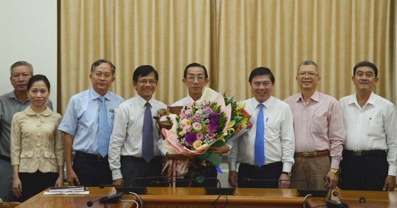 PGS-TS Trần Hoàng Ngân làm Viện trưởng Viện Nghiên cứu Phát triển TPHCM ảnh 1