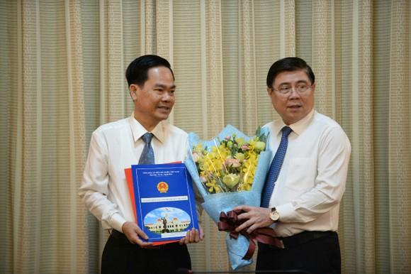 Công ty Phát triển công nghiệp Tân Thuận và Tổng công ty Nông nghiệp Sài Gòn có lãnh đạo mới ảnh 2