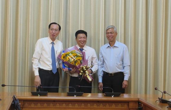 Ông Võ Thành Khả làm Phó Chánh Văn phòng UBND TPHCM ảnh 1