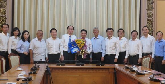 Ông Võ Thành Khả làm Phó Chánh Văn phòng UBND TPHCM ảnh 2
