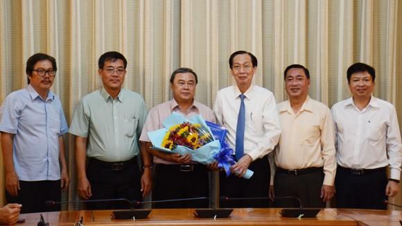 Quyền Chủ tịch UBND quận 3 tới nhận công tác tại Thành ủy TPHCM ảnh 2