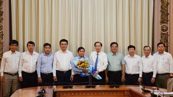 Quyền Chủ tịch UBND quận 3 tới nhận công tác tại Thành ủy TPHCM ảnh 4