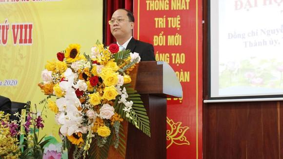 Đồng chí Lê Minh Tấn tái đắc cử Bí thư Đảng ủy Sở LĐTB-XH TPHCM  ảnh 1