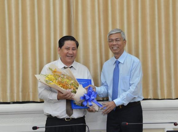 Ông Dương Hồng Nhân giữ chức vụ Chủ tịch Hội đồng thành viên Sawaco ảnh 5