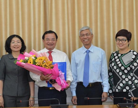 Ông Dương Hồng Nhân giữ chức vụ Chủ tịch Hội đồng thành viên Sawaco ảnh 3