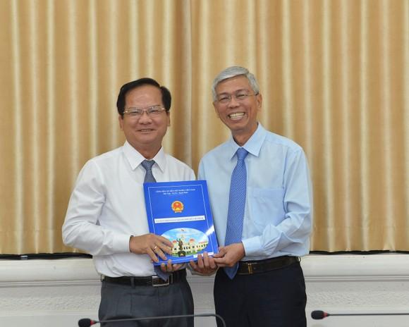 Ông Dương Hồng Nhân giữ chức vụ Chủ tịch Hội đồng thành viên Sawaco ảnh 1