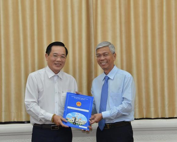 Ông Dương Hồng Nhân giữ chức vụ Chủ tịch Hội đồng thành viên Sawaco ảnh 6