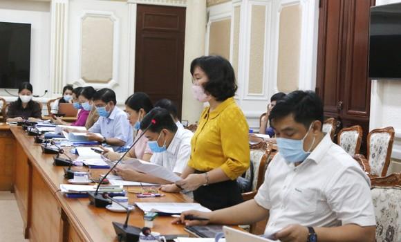 Đề nghị tổ chức thi tuyển công chức phường đối với cán bộ không chuyên trách dôi dư ảnh 3