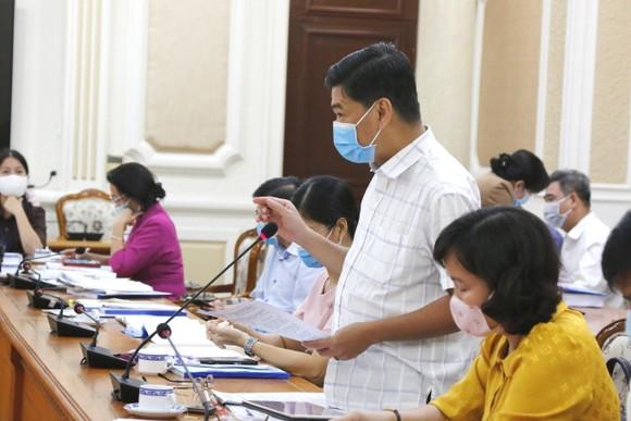 Đề nghị tổ chức thi tuyển công chức phường đối với cán bộ không chuyên trách dôi dư ảnh 4